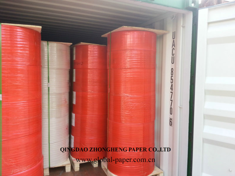 Rolling NCR paper/ Carbonless paper/ printing paper for carbonless copy paper