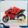 Radio controlled toy 2.4GHz 4 channels rc motorcycle mini plastic toy motorbike RTR racing motorbike for kids age 8+