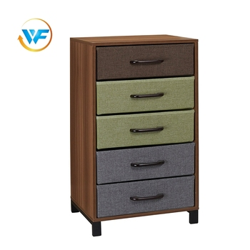 Chest Storage Living Room Corner Cabinet With Fabric 3 Drawer - Buy ...