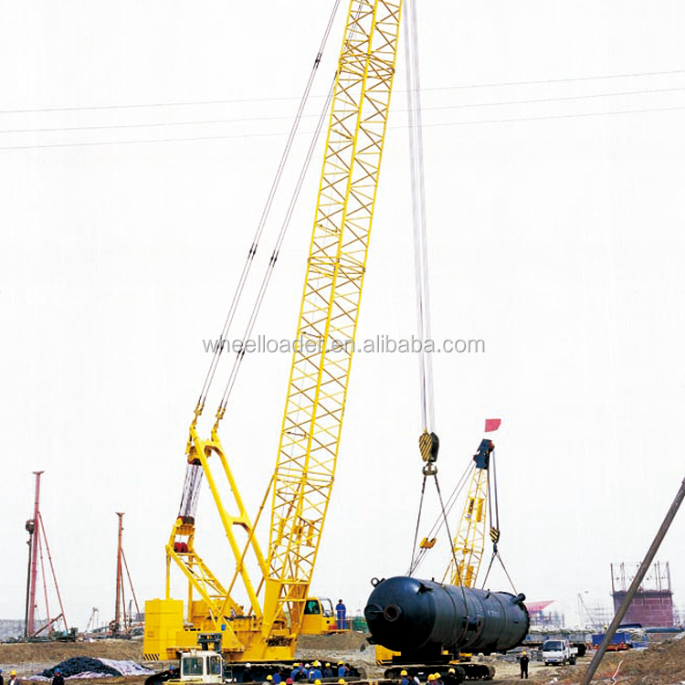 XGC300 300 Ton Crawler Crane for Sale with Lattice Boom