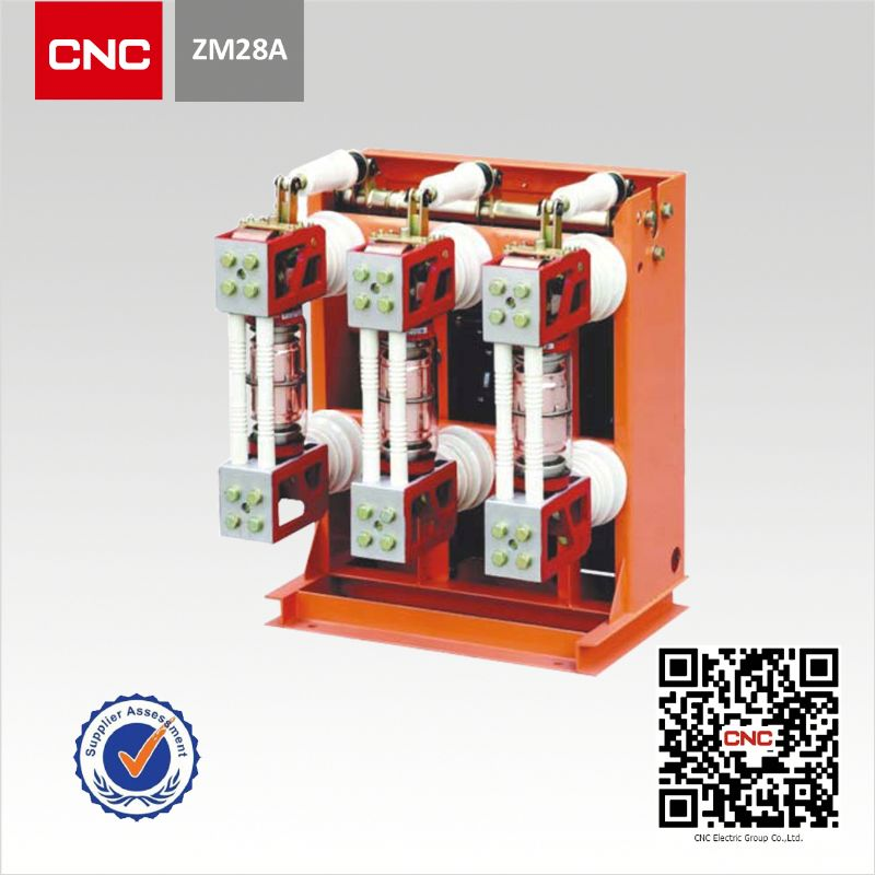 (ZN28A-12) low voltage vacuum circuit breaker For Switch Cabinet