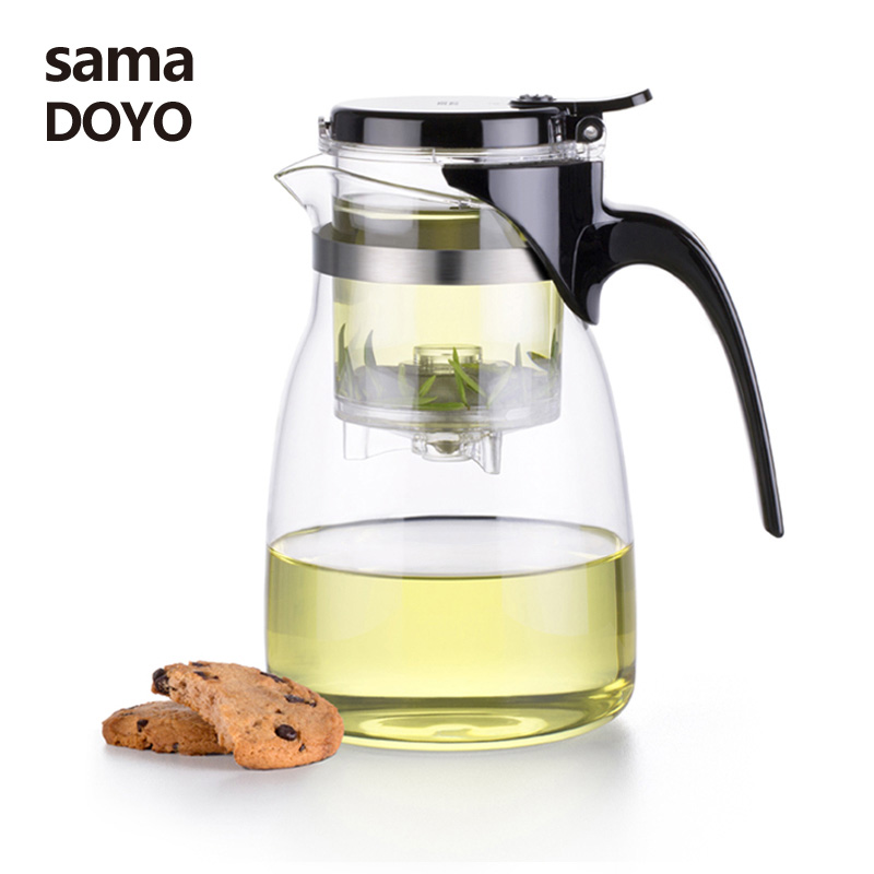 glass kettle that can make tea and drink <strong>coffee</strong>