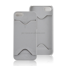 Design your cases for apple iphone5s with card holder