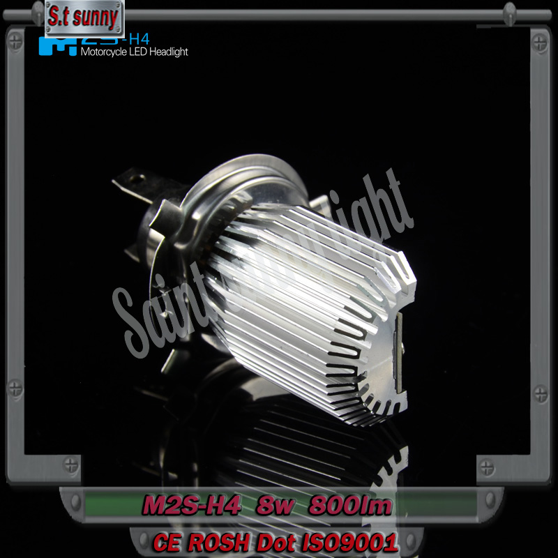 Motorcycle car led headlight auto h4 h7 9005 9006 and