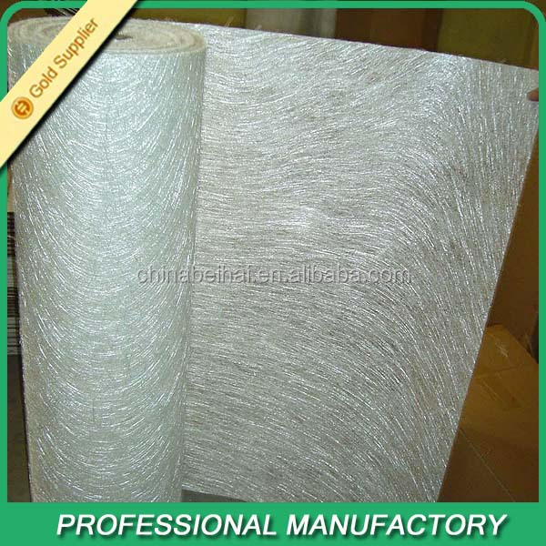 300g/m2 E-glass Ar Chopped Strand Matting Glassfibre