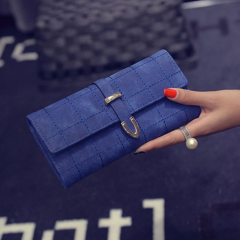 Fashion Pendant Long Wallet Women Wallets Female Bag Ladies Card Holders Coin Purse