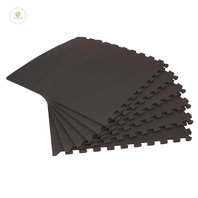 EVA Carpet Interlocking Floor Tiles Interlocking Floor Mat with Non-Slip