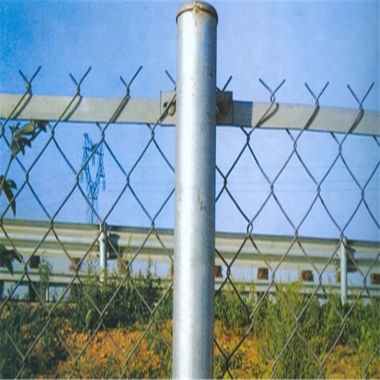 9 Gauge Chain Link Wire Mesh Fence Boundary Wall - Buy 9 Gauge Chain ...