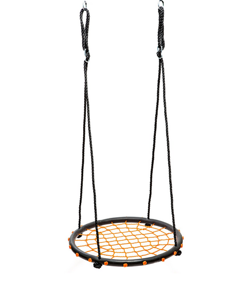 Outdoor children round net patio nest swing buy patio for Round porch swing