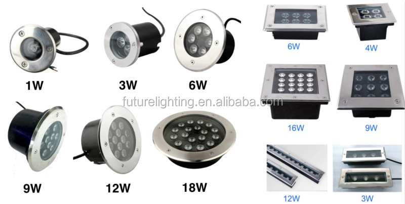 LED Underground Series