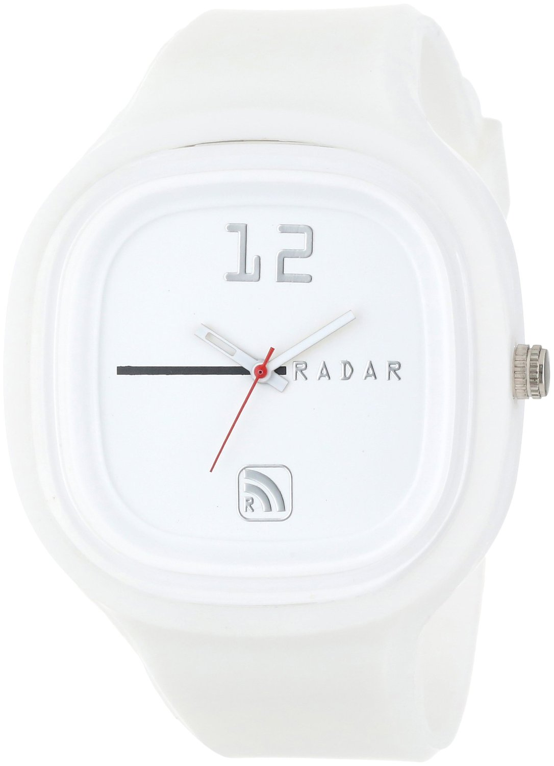 RADAR Watches Unisex AGWTM-0010 The Agent Interchangeable Silicone Analog Watch