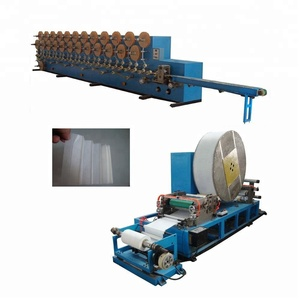 New condition full-automatic tobacco cigarette tissues paper rolled machine