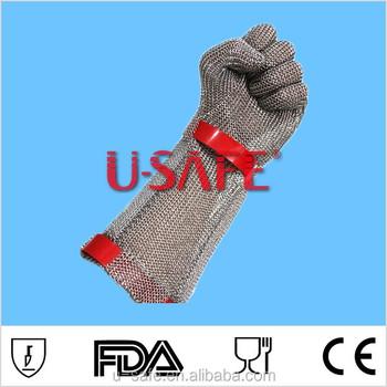 Food Processing Anti Cut Work Gloves