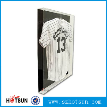 Acrylic Nba Star Jersey Display Box - Buy Acrylic Jersey Box,Nba ...