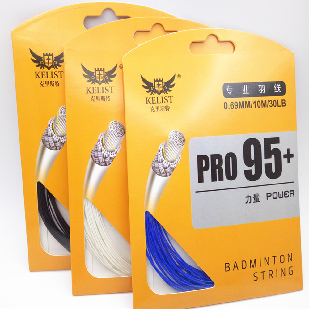 2017 New Top Fashion Badminton Rackets Supply High Grade Badminton Racket 100% Brand Original Kelist Rackets with Quality String