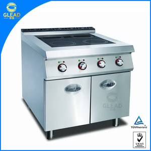 Wholesale Price industrial heavy duty 4 burner electric stove price electric cooktop