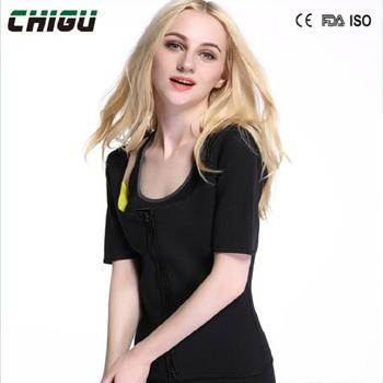 Hots Sell Shirt Shaper Stretch Neoprene Sweat Body Slimming Shapers