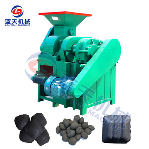 Lantian Brand Kenya Coal Charcoal Briquette Making Machine In Uganda Kenya