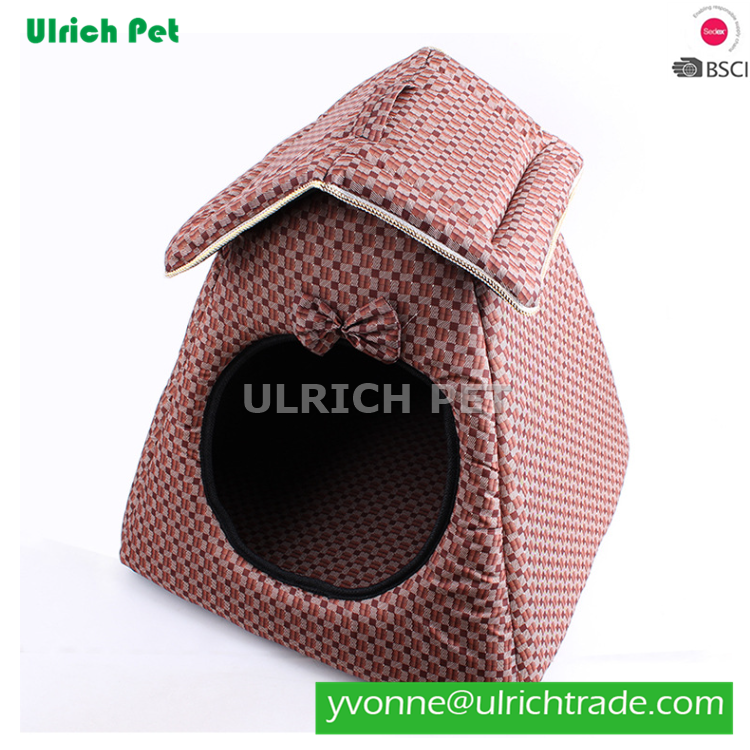 DB35 hot selling cute warm pet dog house