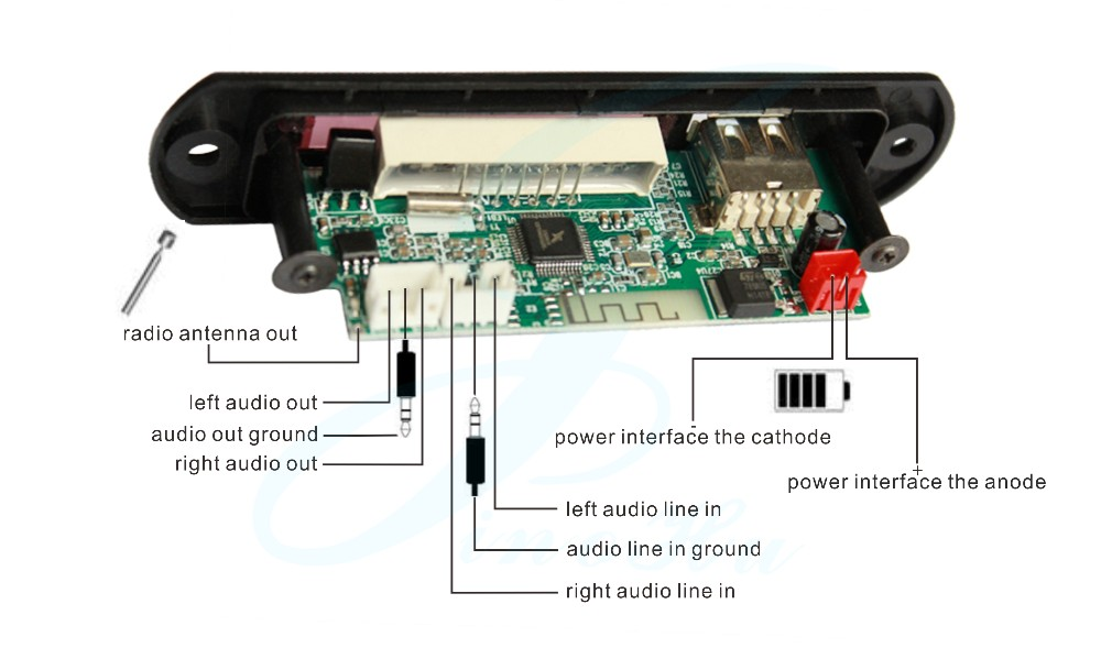 factory wholesale usb radio fm bluetooth player circuit usb mp3 module circuit diagram factory wholesale usb radio fm