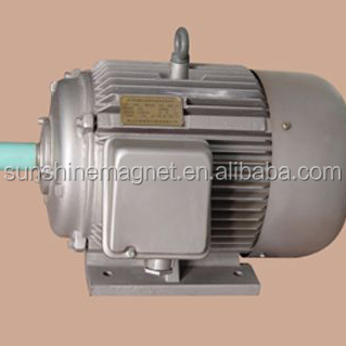 Permanent magnet synchronous motors PMSM PMM 3 three Phase 1000RPM , 13KW 15Kw 18.5Kw 22Kw 30Kw