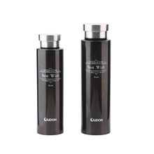 <span class=keywords><strong>Kualitas</strong></span> Tinggi Termos Stainless Steel Vacuum Flask Botol Double Wall Perak Termos