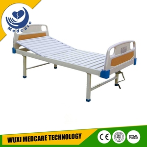 MTM101 used simple flat hospital bed price,hospital bed brands
