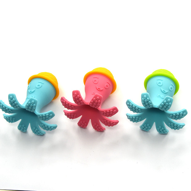 2018 Горячая Детская игрушка для ванны силиконовая игрушка для ванны с животными для детей подарок для мальчиков