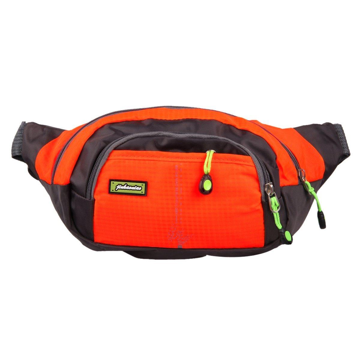 T/&D Waterproof Waist Pack//Running Belt for Outdoors Carrying Iphone//Samsung
