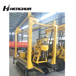 570 Hook Height Full Hydraulic Water Well Drilling Machine for Sale