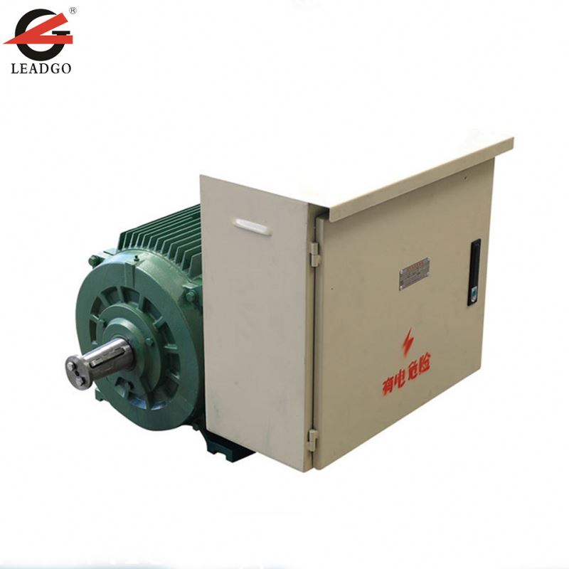 Rain-Leakage Protection 10-75KW 3 Phase AC Servo Motor Winding