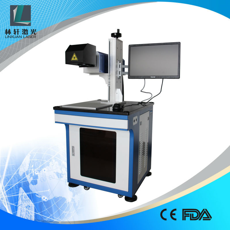 high quality co2 craftwork laser engraving/cutting machine
