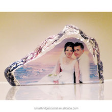 Unique Iceburge Photo Frame Souvenir Memento Wedding Decorative Gift