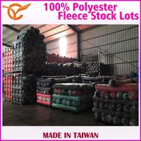100% Polyester Fleece For Baby Blanket Cloth Stock Lots