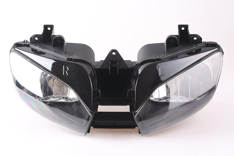 GZYF New Front Headlight Head Lamp for Yamaha YZF R6 1999-2002