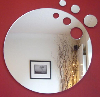 China Supplier Laser Cut Acrylic Mirror Letter/design Decorative ...