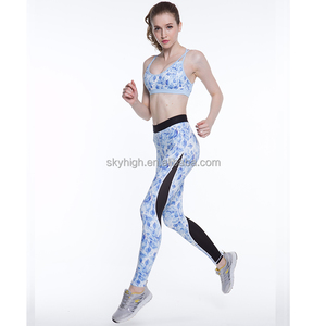 Top Quality Newest Sexy Yoga Leggings Women Private Label Fitness Sports Active Gym Wear