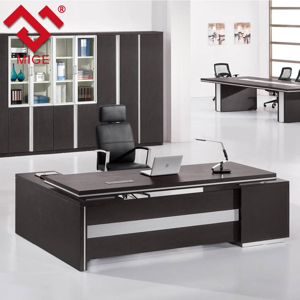 supplier melamine office desk melamine office desk