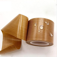 High Quality Excellent Release Reusable Low Friction Heat-Sealing PTFE Tape