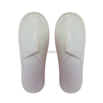 85ceac23d362 Salon Spa Hotel Slippers Disposable Closed-toe Waffle Slipper - Buy ...