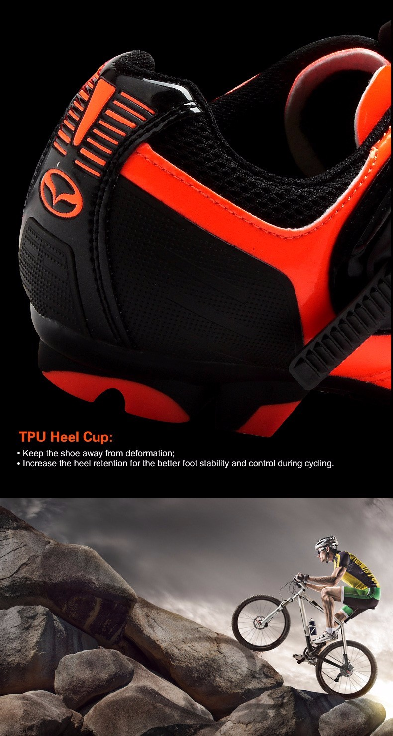 TIEBAO MEN/WOMEN OUTDOOR ATHLETIC RACING ROAD CYCLING SHOES AUTOLOCK/SELFLOCK BIKE SHOES