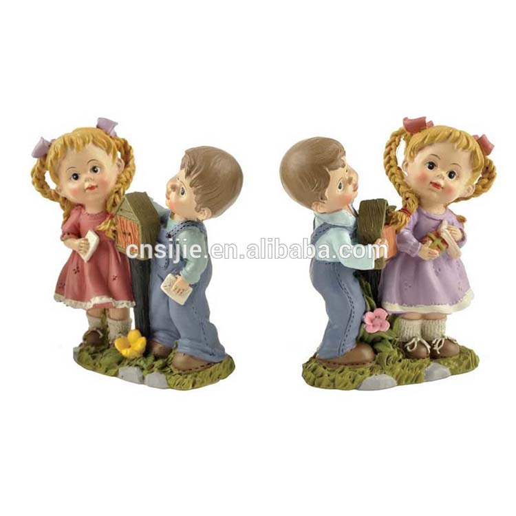 Resin Lover Figurines love for Valentine's Day gifts
