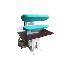 Wholesale china goods semi Automatic Universal cleaning press cloth iron machine for laundry shop