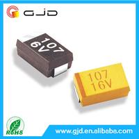 CA45 33UF4V chip tantalum capacitor