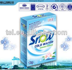 Box Packing Laundry Detergent Powder Dubai Quality Soap Powder