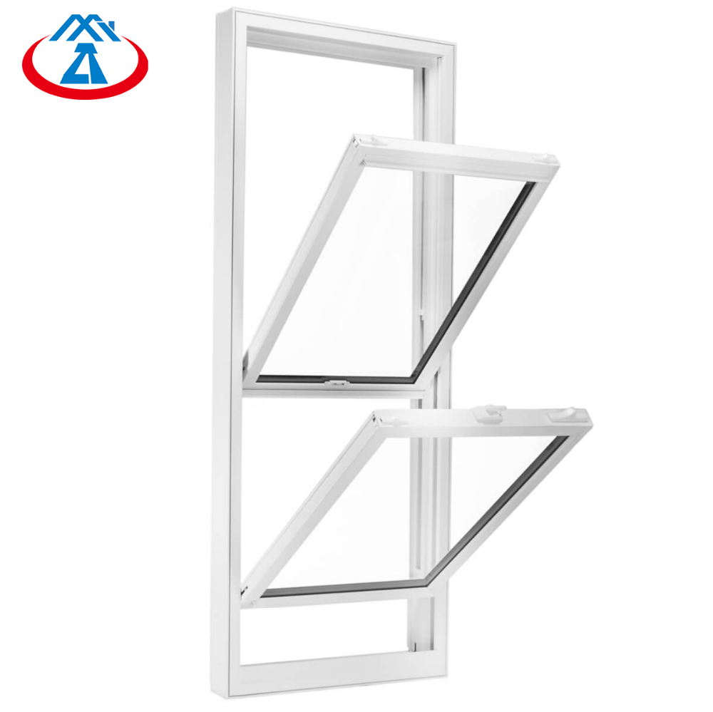 product-High Quality Aluminum Double Tempered Glass With Factory Price Hung Window For Hot Sale-Zhon