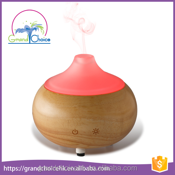 Ultrasonic Aroma Diffuser Humidifier 7 LED Light Aromatherapy Essential Oil