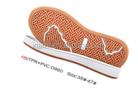 cheap sale soft material flat leisure shoes rubber outer sole materials