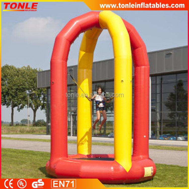 gonflable doux bungee pour le plaisir gonflable dr 244 le jeux pour adultes gonflable en plein air