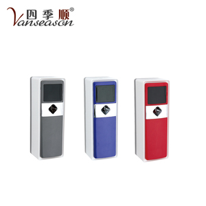 Automatic LCD spray perfume aerosol dispenser